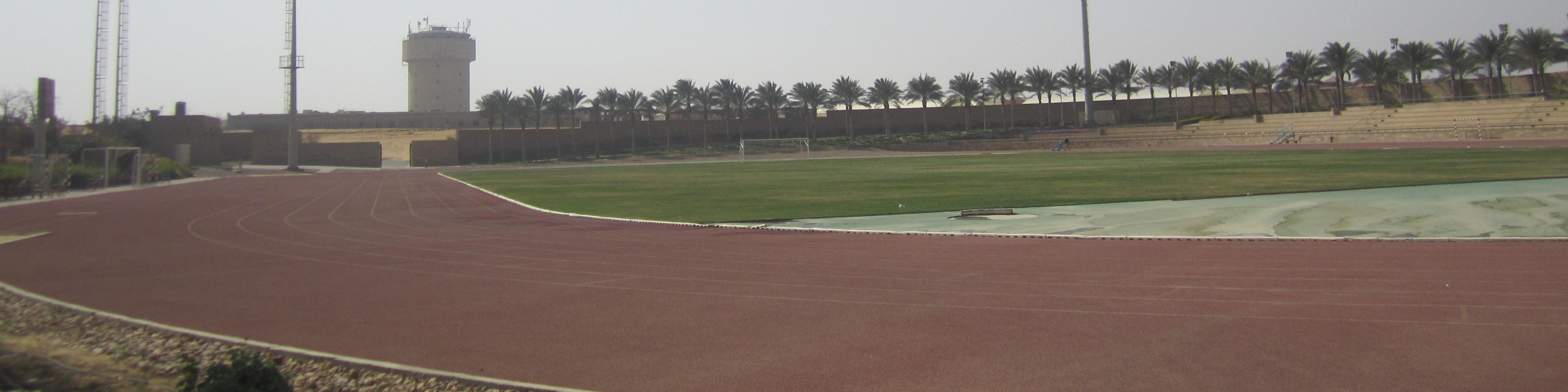Khalaf Ahmad Al Habtoor Football and Track Stadium